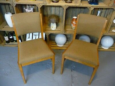 Gordon Russell Mid Century Dining Chairs / Board Room Chairs / Bedroom Chairs