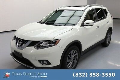 2016 Nissan Rogue SL Texas Direct Auto 2016 SL Used 2.5L I4 16V Automatic FWD SUV Bose