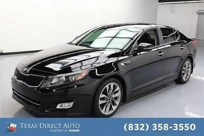 2014 KIA Optima SX Turbo Texas Direct Auto 2014 SX Turbo Used Turbo 2L I4 16V Automatic FWD Sedan