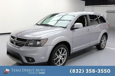 2015 Dodge Journey R/T Texas Direct Auto 2015 R/T Used 3.6L V6 24V Automatic FWD SUV