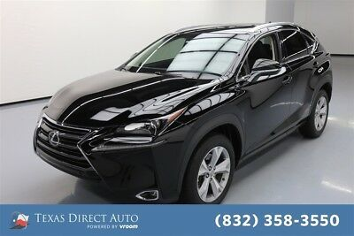 2017 Lexus NX 4dr Crossover Texas Direct Auto 2017 4dr Crossover Used Turbo 2L I4 16V Automatic FWD SUV