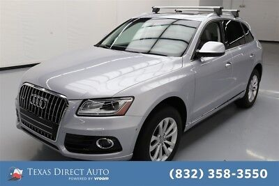 2016 Audi Q5 Premium Plus quattro Texas Direct Auto 2016 Premium Plus quattro Used Turbo 2L I4 16V Automatic AWD