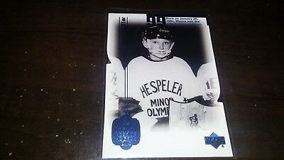 1999 UD Year of the Great One WAYNE GRETZKY Complete Your Set #/1999 Blue BV$$$