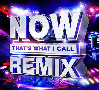 Now That's What I Call Remix CD NEW