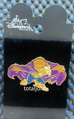 """Disney Beast from the movie """"Beauty and the Beast""""  Purple Cape Pin"""