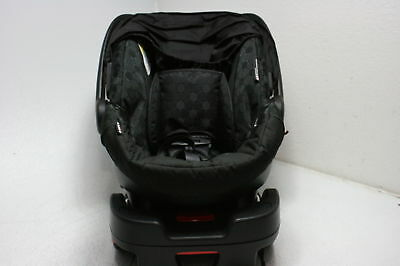 Britax B-Safe 35 Impact Protection Steel Frame Rear Facing Infant Car Seat Black