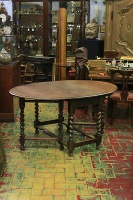 Table To Gate, Wood Oak, England Period End '800 Beginning '900