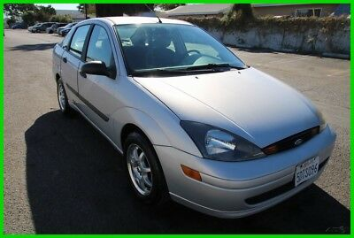2003 Ford Focus LX 2003 Ford Focus LX Automatic 4 Cylinder NO RESERVE