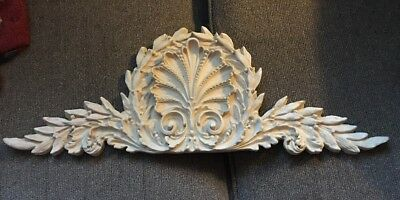 Architectural Carving - Shell-Louis XVI 8