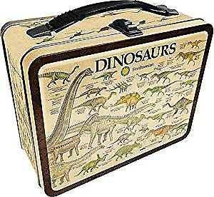Lunch Box - Smithsonian Dinosaurs Metal Tin Case 48183