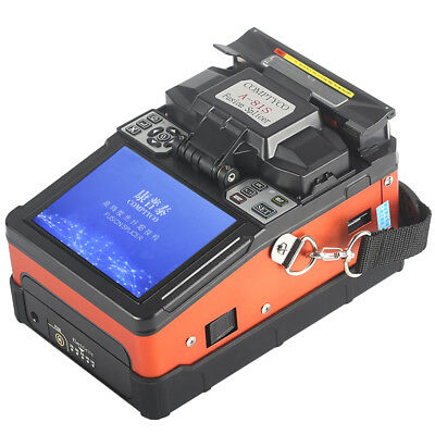 A-81S SM&MM Automatic Fiber Splicing Machine/Fiber Cleaver/Fusion Splicer Kit