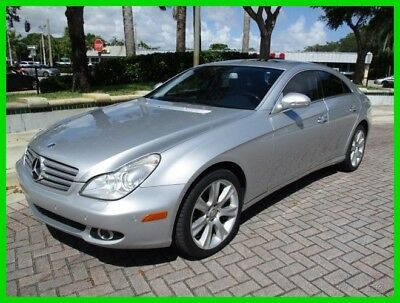 2008 Mercedes-Benz CLS-Class CLS550 LOADED 2008 Mercedes Benz CLS550 Navi Heat & Cool Seats Clean Fax Deal Serv No Reserve