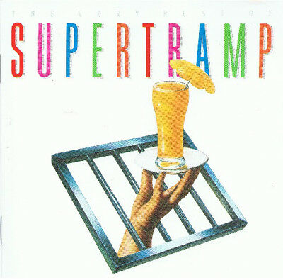 Supertramp – The Very Best Of Supertramp REMASTERED / A&M Records CD – 397 097