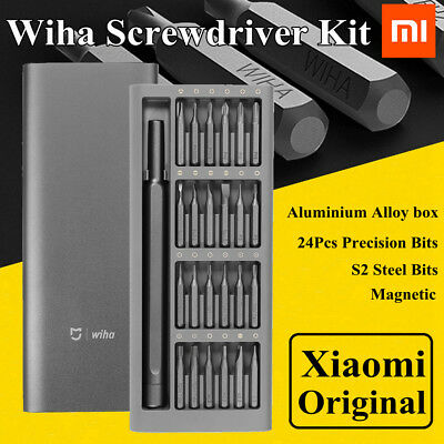 XIAOMI Wiha S2 Steel Repair Tool 25 in 1 Multi-purpose Precision Screwdriver Set