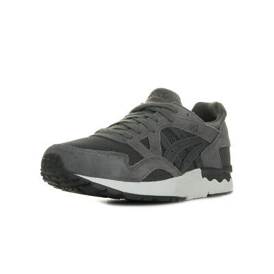 CHAUSSURES BASKETS ASICS homme Gel Lyte V taille Gris Grise Cuir Lacets