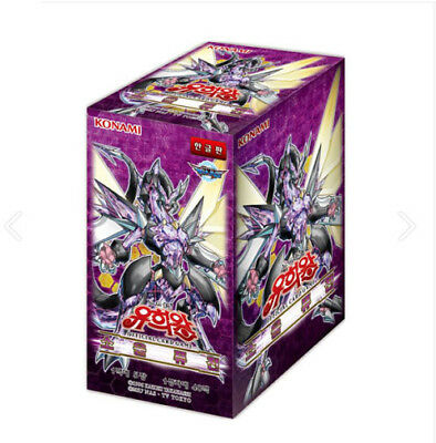"Yugioh Cards ""Soul Fusion"" Booster Box (40pack) / Korean Ver"