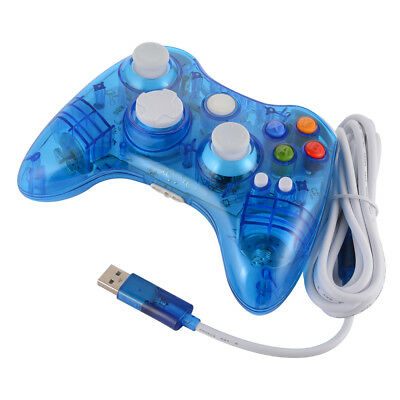 Wired Game Controller For Microsoft Xbox 360 Console/PC Windows 7/8/10 AC1516