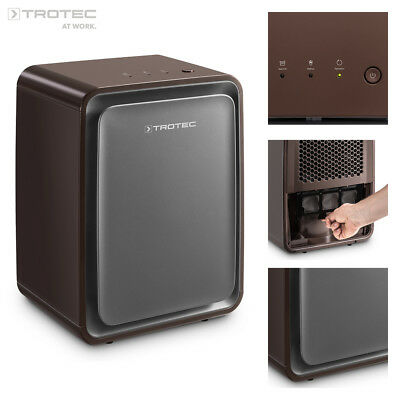 TROTEC Déshumidificateur d'air TTK 24 E BS | Professionnel | Humidité | Portable