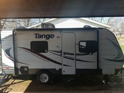 used rv camper travel trailers