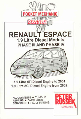 renault espace phase iii iv petrol workshop manual service repair rh picclick fr renault espace iv service manual download renault espace iv service manual download
