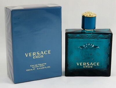 Versace Eros Men 100 ml Eau de Toilette Spray