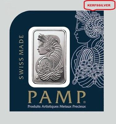 1 Gram 999.5 Pamp Suisse Platinum Bar  Lady Fortuna  Sealed In Assay Certificate
