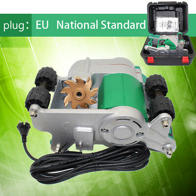 220V Electric Wall Chaser Machine Concrete Cutter Notcher Groove Cutting UK