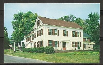 USA. The Robbins, Piermont, NH. posted postcard