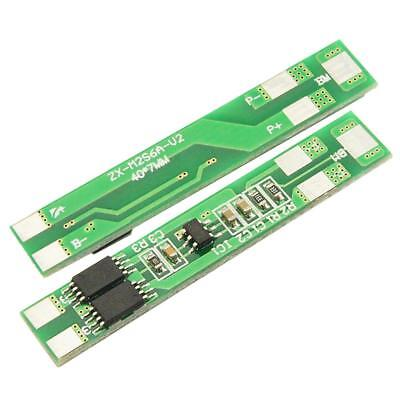 2S 7.2V 6A Dual MOS Polymer BMS Lithium/Li-ion Battery Protection Board Module