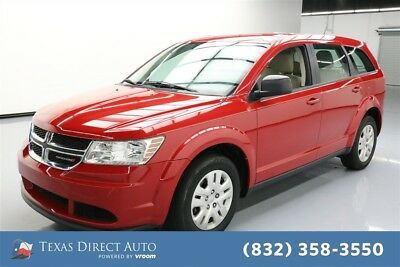2015 Dodge Journey American Value Pkg Texas Direct Auto 2015 American Value Pkg Used 2.4L I4 16V Automatic FWD SUV