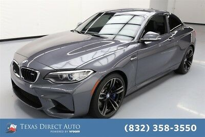 2017 BMW M Roadster & Coupe  Texas Direct Auto 2017 Used Turbo 3L I6 24V Automatic RWD Coupe Premium