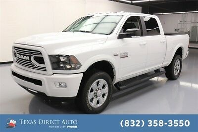 2018 Ram 2500 Big Horn Texas Direct Auto 2018 Big Horn Used 6.4L V8 16V Automatic 4WD Pickup Truck