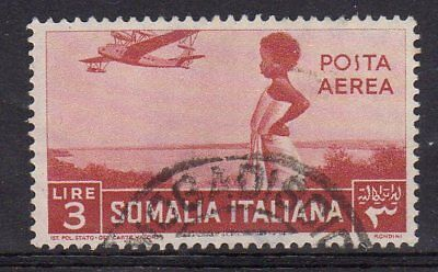 Italy - Somaliland 1936 Air 3l very fine used
