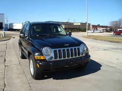 2005 Jeep Liberty LEATHER jeep liberty 2005