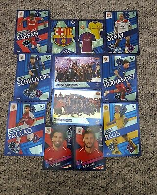 Champions League Stickers 2019 - Complete your Collection
