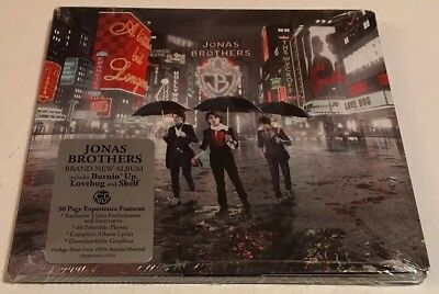 NEW A Little Bit Longer [Digipak] by Jonas Brothers CD Factory Sealed