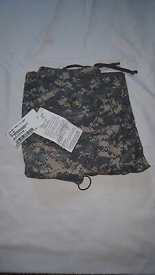 NEW UNUSED CAMOUFLAGE MILITARY TROUSER w/ TAGS SIZE SMALL SHORT Insect Repellent