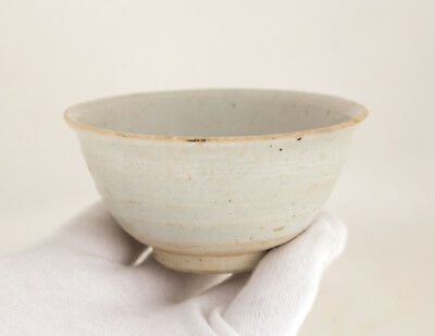 Chinese Northern Song Dynasty (960-1127) DING WARE PORCELAIN BOWL White 11th C