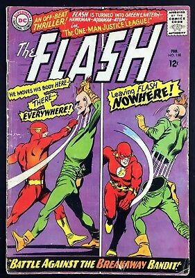 Flash (1959) #158 GD/VG (3.0)