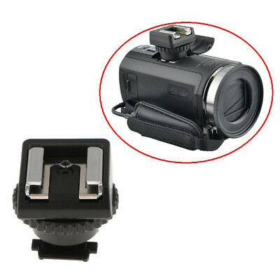 Multi Interface Shoe MIS Adapter Flash Shoe Converter for Sony Camcorder