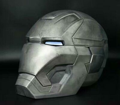High Quality 1:1 Replica Metal Iron Man MK42 with LED eye Helmet Remote Control