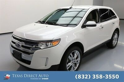 2013 Ford Edge Limited Texas Direct Auto 2013 Limited Used 3.5L V6 24V Automatic FWD SUV