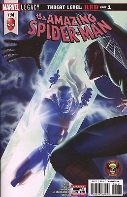 Amazing Spider-Man #794 Near Mint First Print Bagged And Boarded