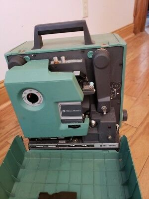 Bell and Howell 18mm Filmosound projector