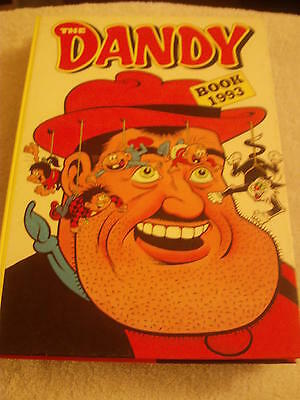 The Dandy Book 1993