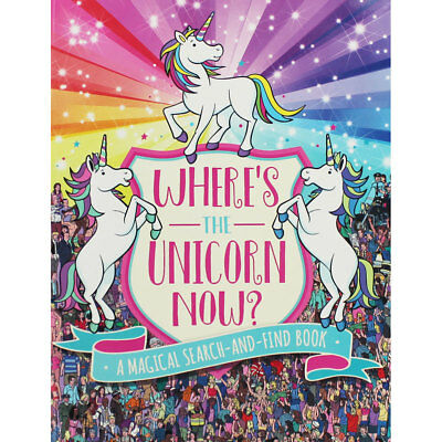 Wheres the Unicorn Now by Sophie Schrey (Paperback), Children's Books, Brand New