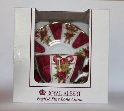 Royal Albert Old Country Roses, Ruby Celebration 2001
