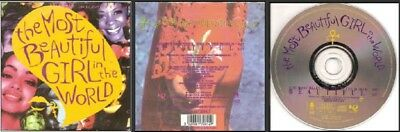 CD SINGLE PRINCEThe Most Beautiful Girl In The World 2-track Card Sleeve FRANCE