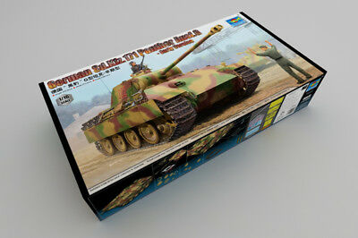 Trumpeter 00928 - 1:16 German Panther G - Neu