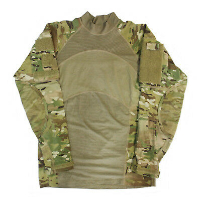 US Army OCP Multicam ACS Massif Tactical Outdoor ISAF Combat shirt XS XSmall